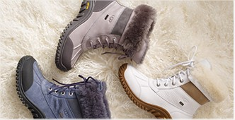 UGG Boots, Shoes, Slippers & Apparel