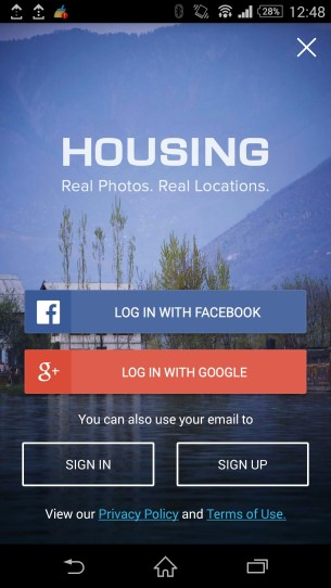 Housing buy sell property mobile