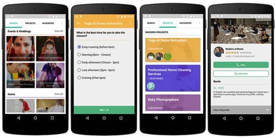 Urbanclap-app