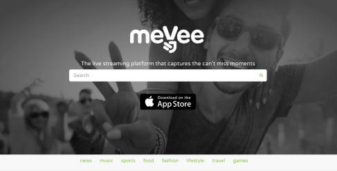 Meevee Live Stream
