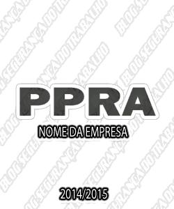 Capa PPRA - Blog Segurança do Trabalho