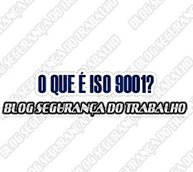 O que é ISO 9001?