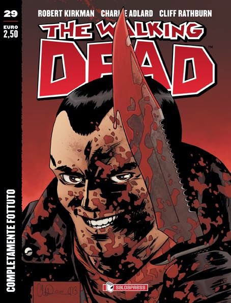 The Walking Dead vol. 29 - Completamente Fottuto