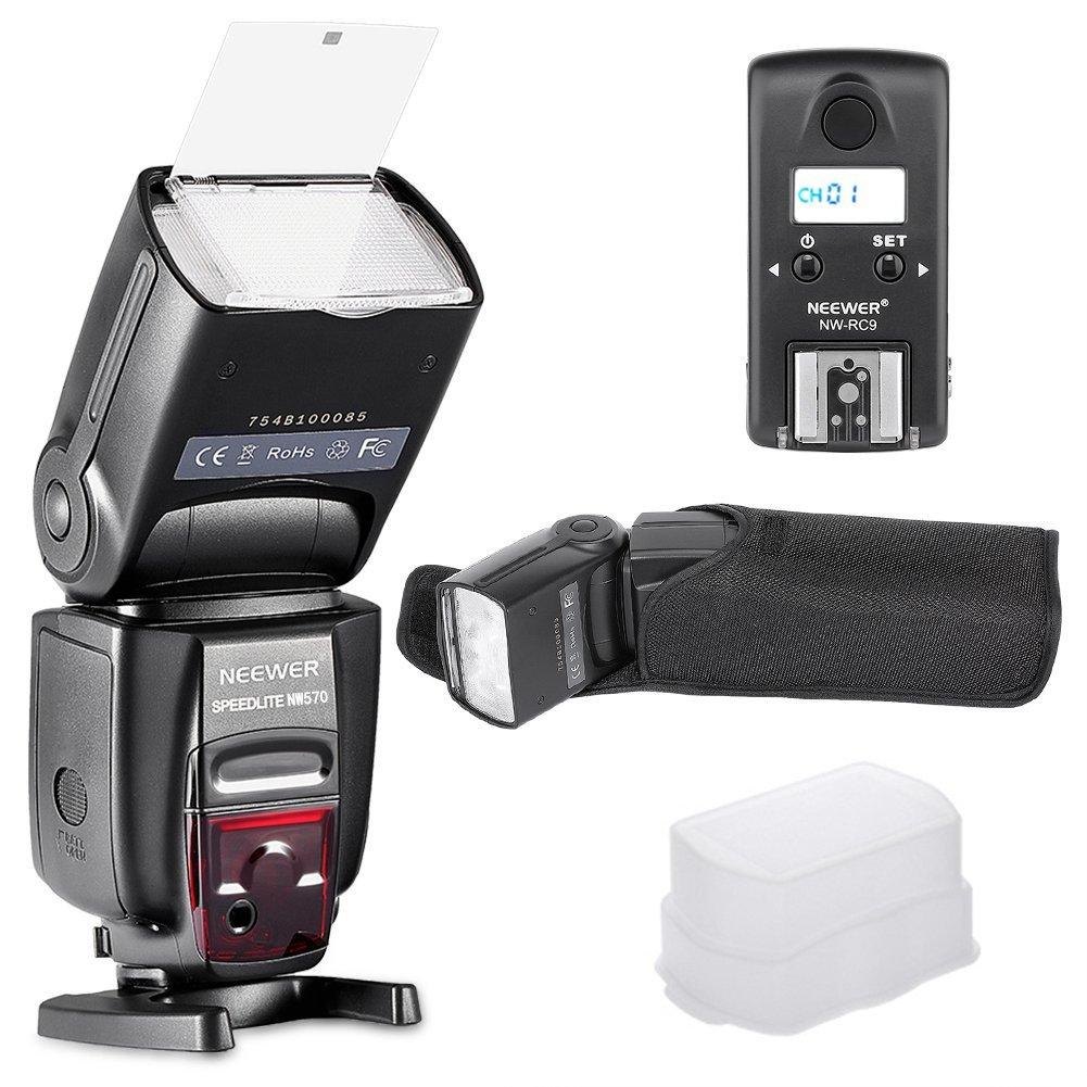 Abbiamo provato Neewer NW570 il flash wireless per reflex dal grande rapporto qualità/prezzo