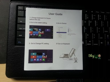 bluetooth keyboard for surface