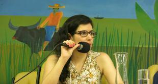 Bruna Rocha Silveira é blogueira, publicitária, mestre em comunicação social, doutoranda em educação. Foto: Dalila Ferreira