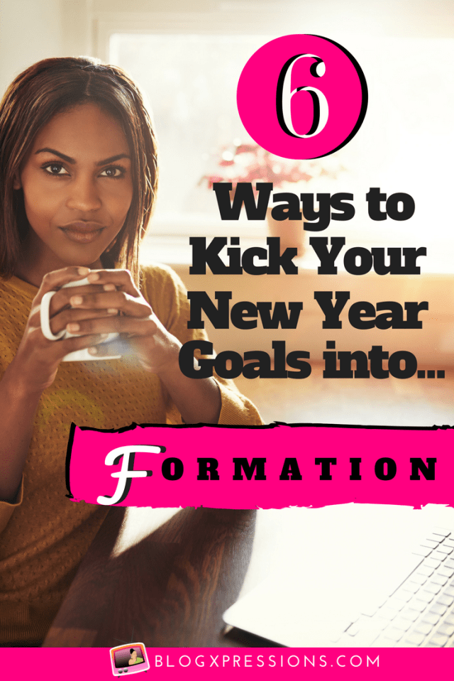 WHOA! That year flew by! Can you recall accomplishing any of your goals? Hit any stumbling blocks? With a New Year comes a list of the dreaded resolutions (I despise that word). We like to call them goals and we set out to conquer them with these 6 tips. Get ready to get your goals in FORMATION! #NewYear #Goals #Resolutions #Holiday