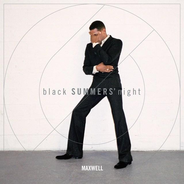 Maxwell - Black Summers Night