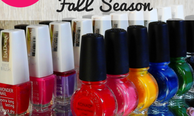 Be Fierce & Fab With These 9 Nail Designs for the Fall Season