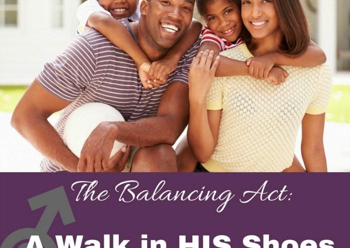 Balancing Act- Men's Edition