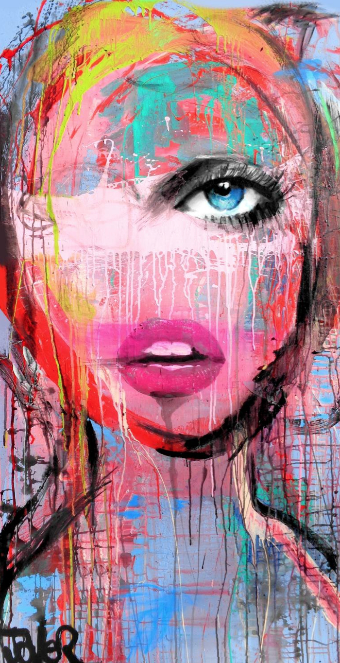 artist spotlight loui jover face it