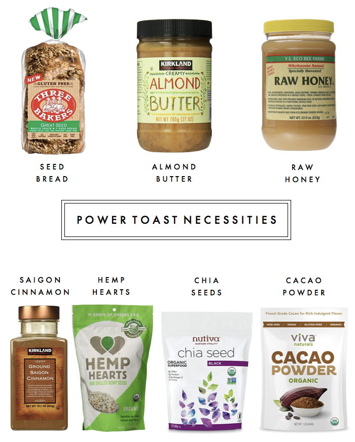 power toast graphic