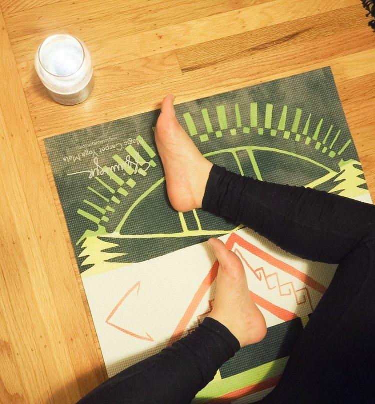 Yoga For Better Sleep Blondes Amp Bagels