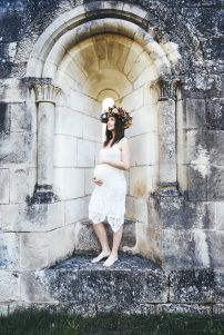 photo Anne Montillet, couronne Blooming Augustine