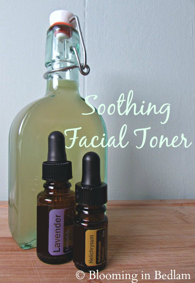 Reduce Dark Spots with this Soothing Facial Toner