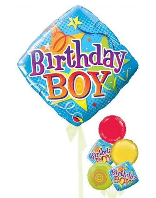 Medium Of Happy Birthday Boy