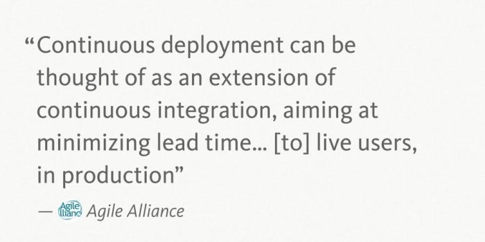 Agile Alliance Quote
