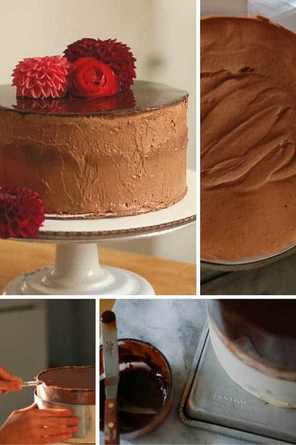 13 Ways of Looking at a Chocolate Cake
