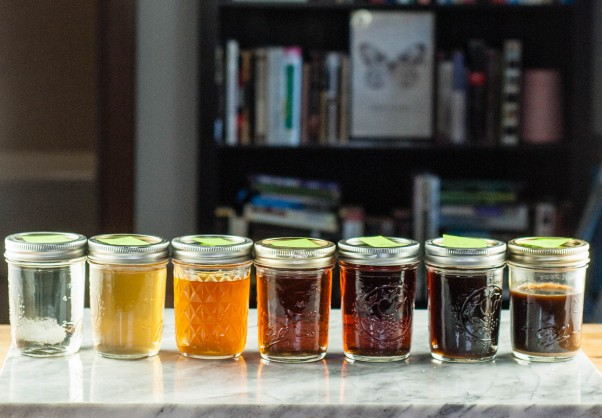 How to Make Simple Syrup (and 7 variations on it) #cocktailbasics