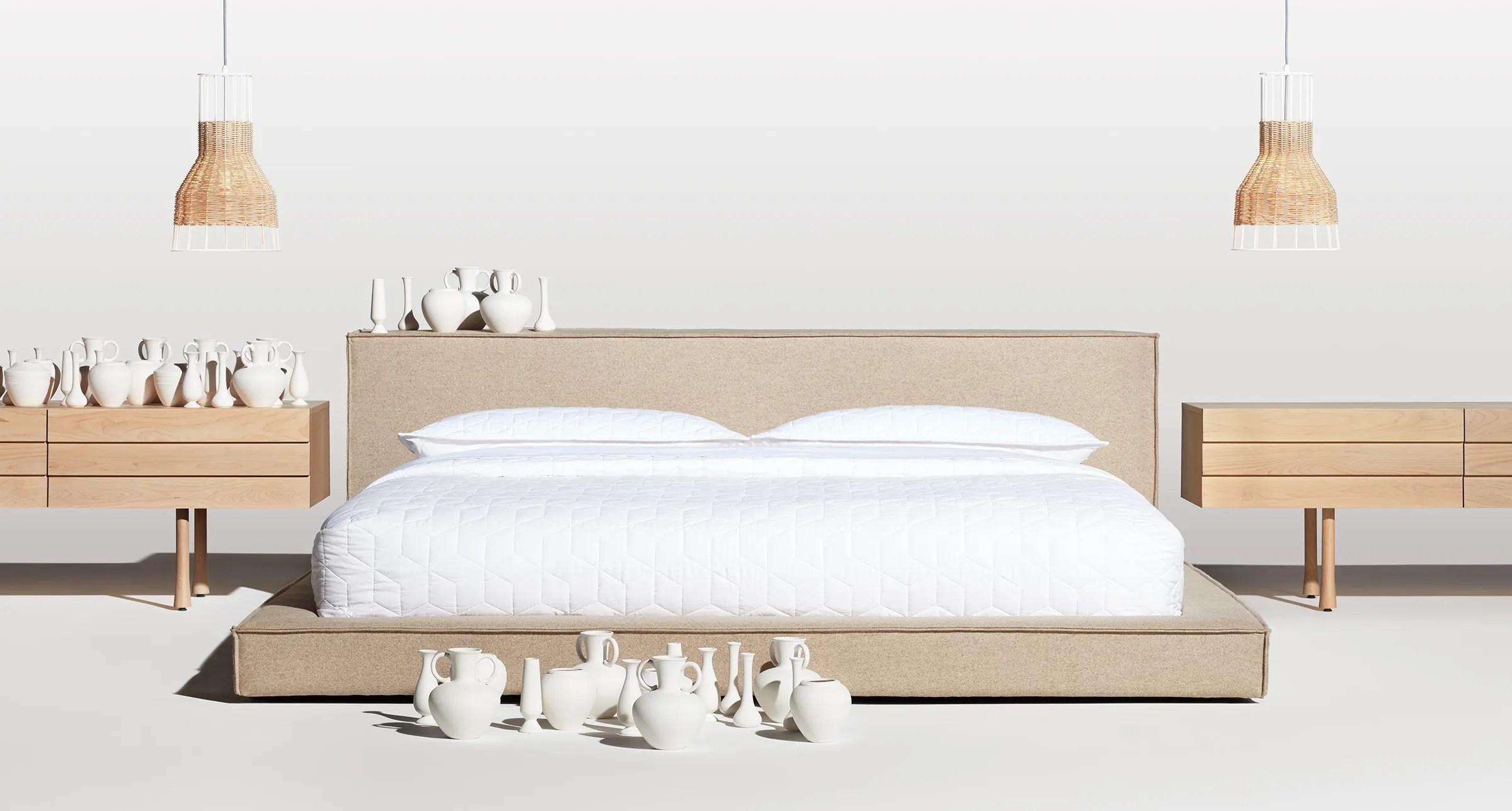 Inspirational Dodu Queen Bed Dodu Queen Bed Queen Platform Bed Blu Dot California King Vs Queen Bed King Or Queen Bed Better houzz 01 King Vs Queen Bed