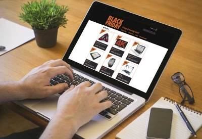Predicted Decline in Black Friday Sales, Rise in Online Sales