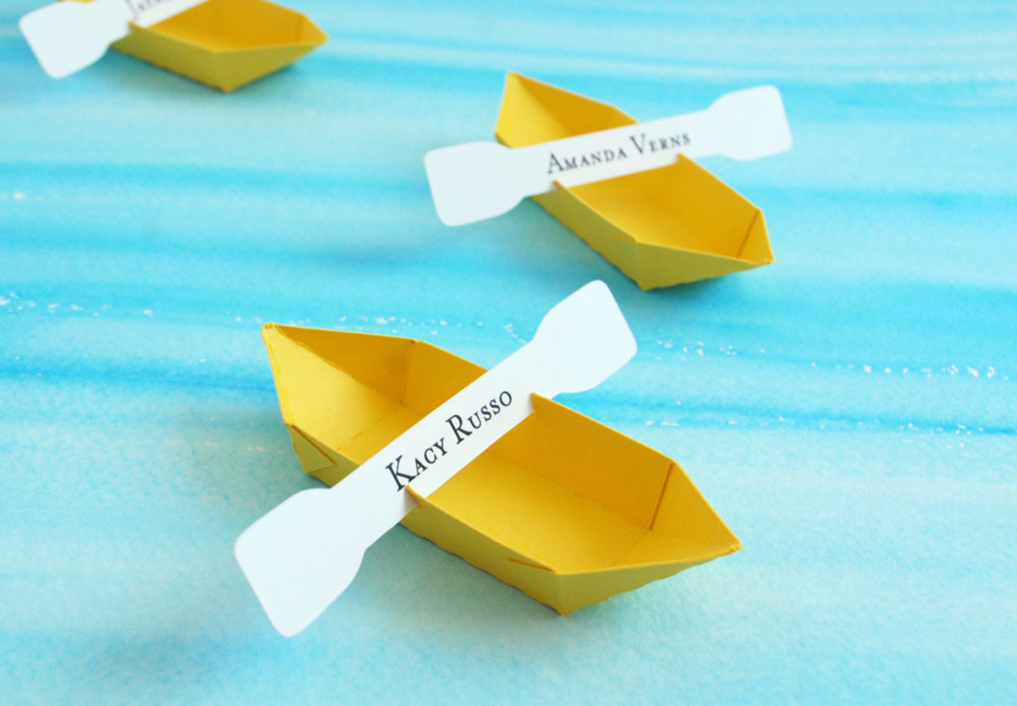 kayak-placecard