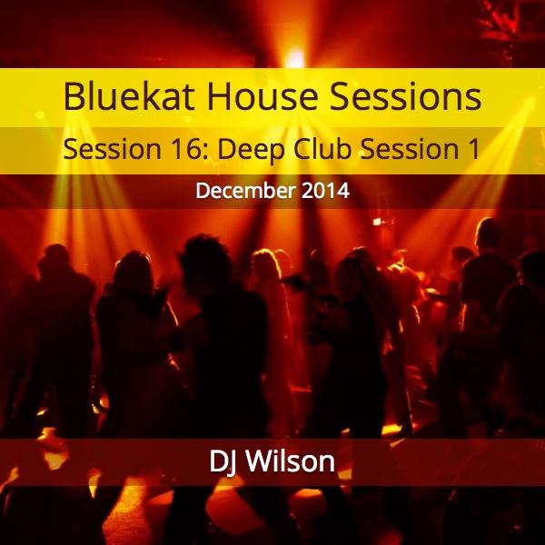 Session 16: Deep Club Session 1