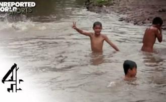 Indonezyjski raj wysypiskiem odpadów