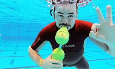 Nowy system do oddychania pod wodą?