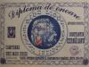DIPLOMA BLUE LIONS - CONSTANTIN CERNAIANU