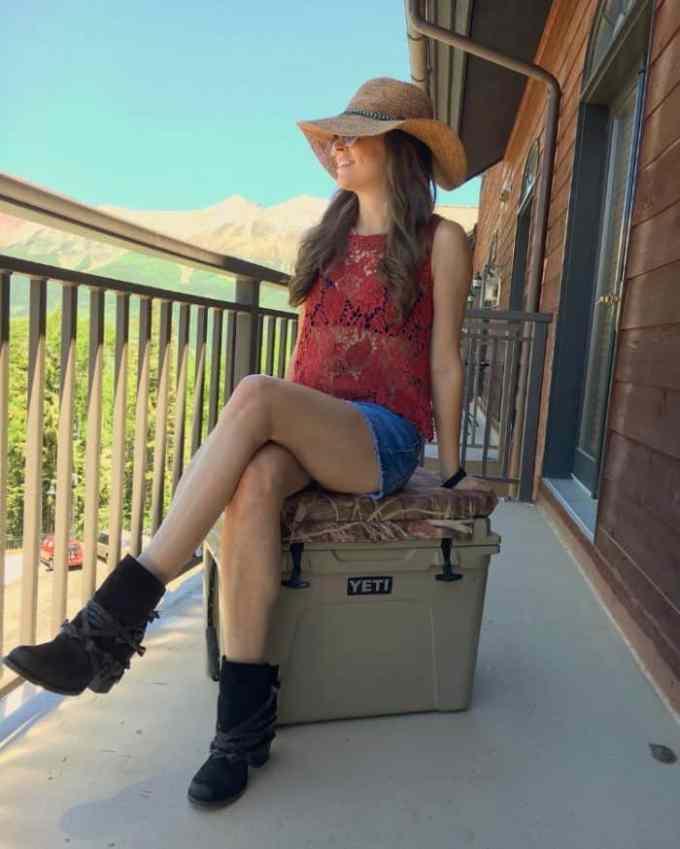 Freebird by Steven Cario Booties | Blue Mountain Belle