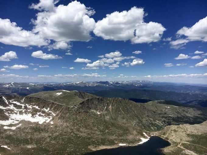 Denver Day Trip: Mt. Evans & Evergreen | Blue Mountain Belle