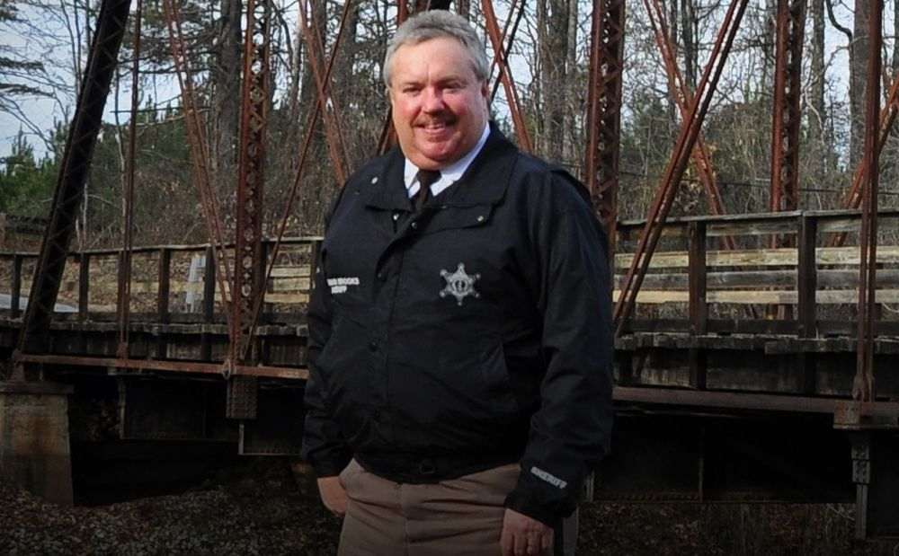 brooks nelson. nelson county sheriff david brooks told his staff first and then brlm today they he will r