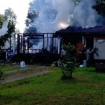 Gladstone : Another House Fire In Less Than A Week Leaves Family Homeless