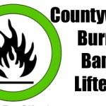 Nelson : Countywide Outdoor Burn Ban Lifted