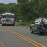 Traffic Alert : Accident Slows Traffic On Route 151 North Near Nelson-Albemarle Line - CLEARED