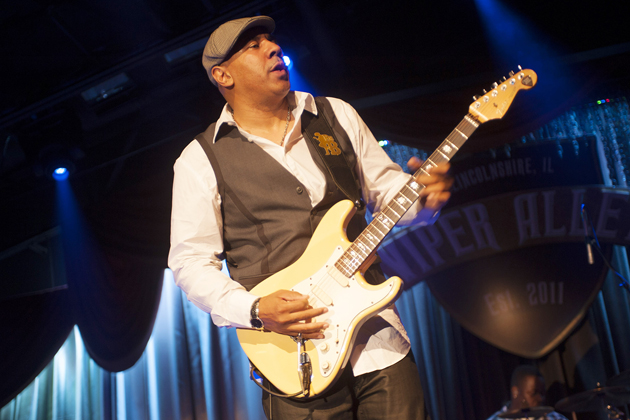 Randers City Blues Festival ramt af afbud