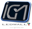 IGM ITALIA - Ledwall