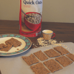 Quick Oatmeal Bars