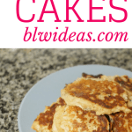 Recipe: Tuna Fish Cakes