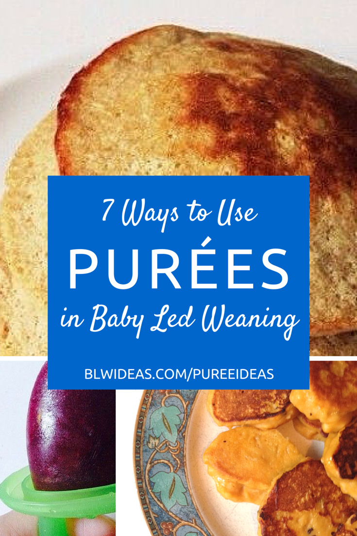 7 ways to use pures in baby led weaning ive gotten this question a handful of times basically you have some baby food that was given to you or maybe sent as a sample or maybe you bought some forumfinder Image collections