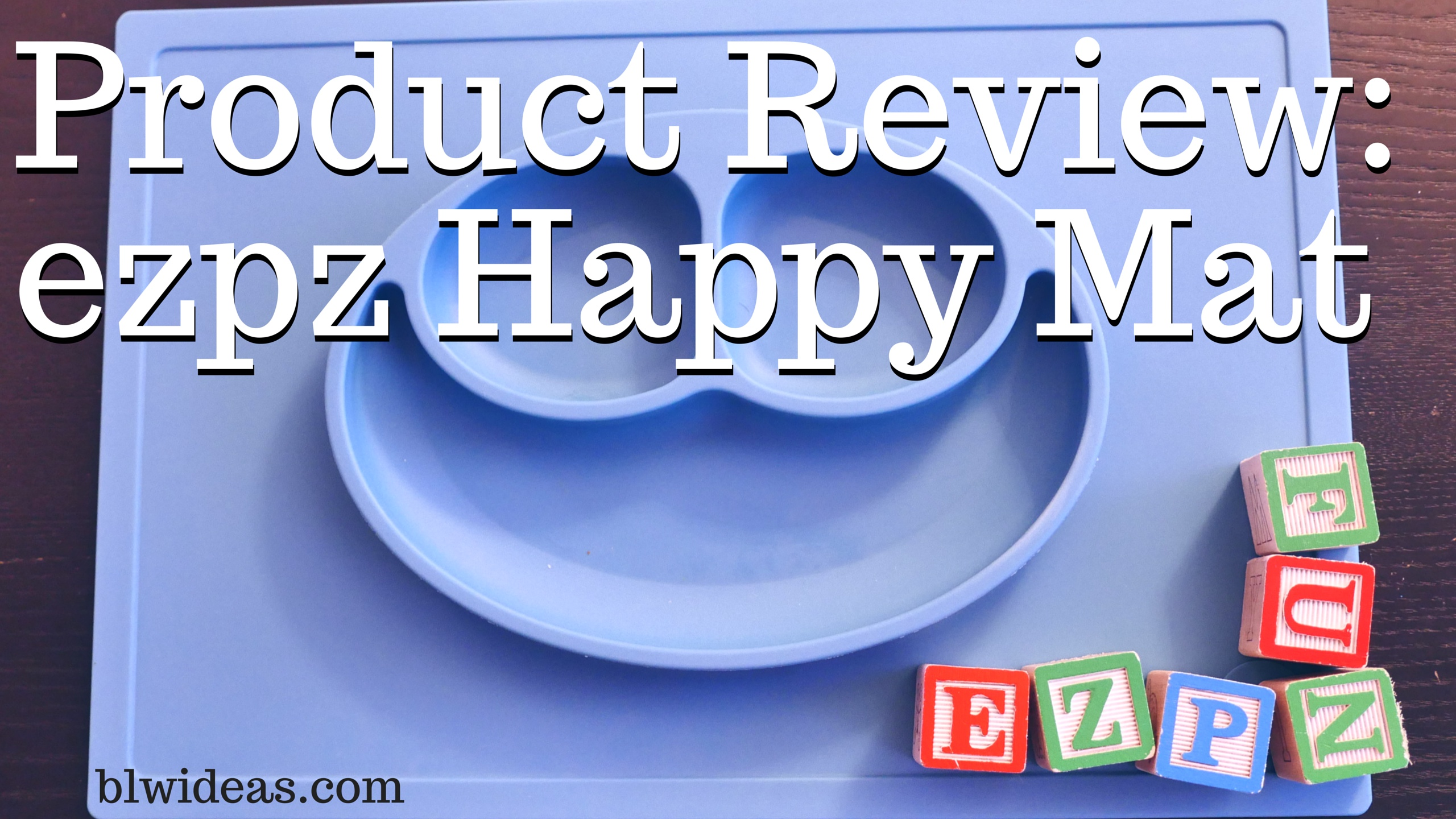 product review ezpz happy mat baby led weaning ideas