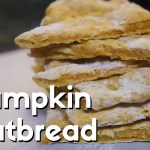 3-Ingredient Pumpkin Flatbread
