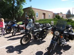 Start bikes 2