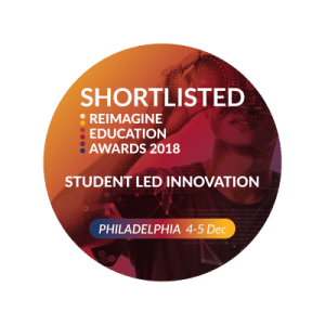 Reimagine education award shortlist