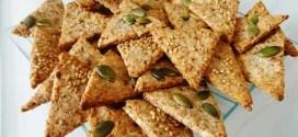 crackers paleo site