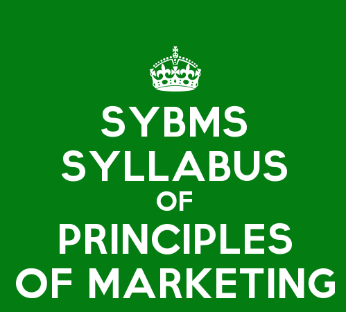 principles of marketing syllabus Click here to download syllabus click here to download orientation welcome to mmt 1113  principles of marketing online.
