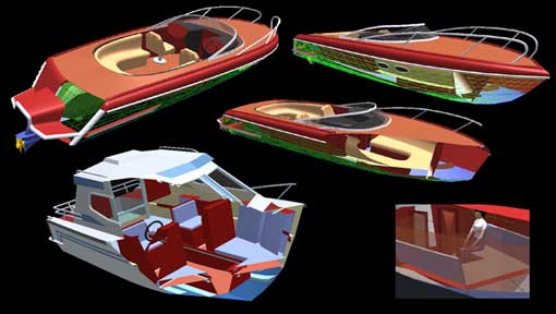 Boat Interior Design Software   Boat Design Net TouchCADInt jpg
