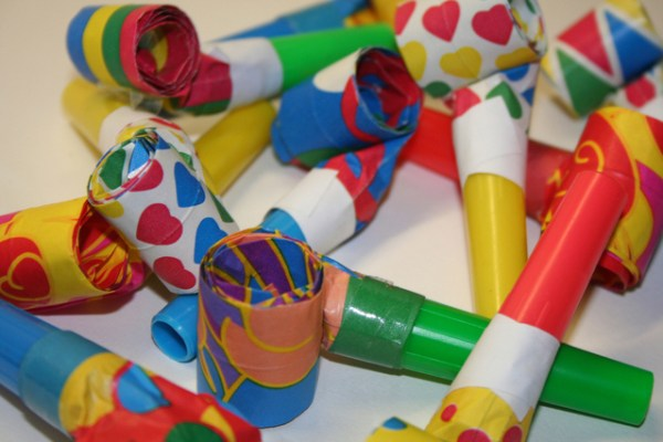 Party Flute | Kids Party Ideas