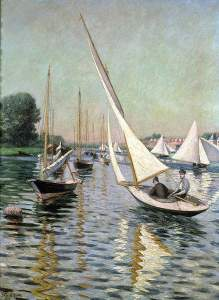 Legion of honor caillebotte_regates_a_argenteuil_1893